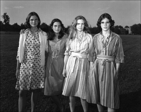 Powerfully Evocative Portraits of Four Sisters Photographed Over 30 Years