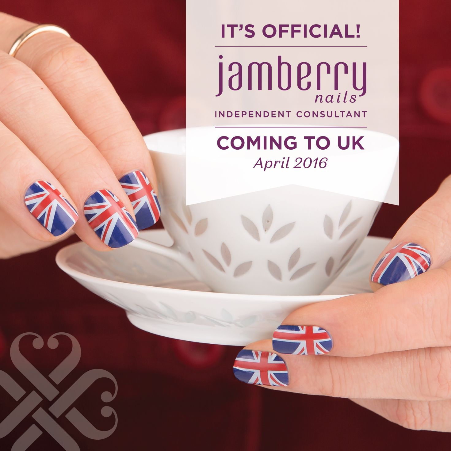 It\'s Official! Jamberry Nails is coming to the UK in 2016! Click ...