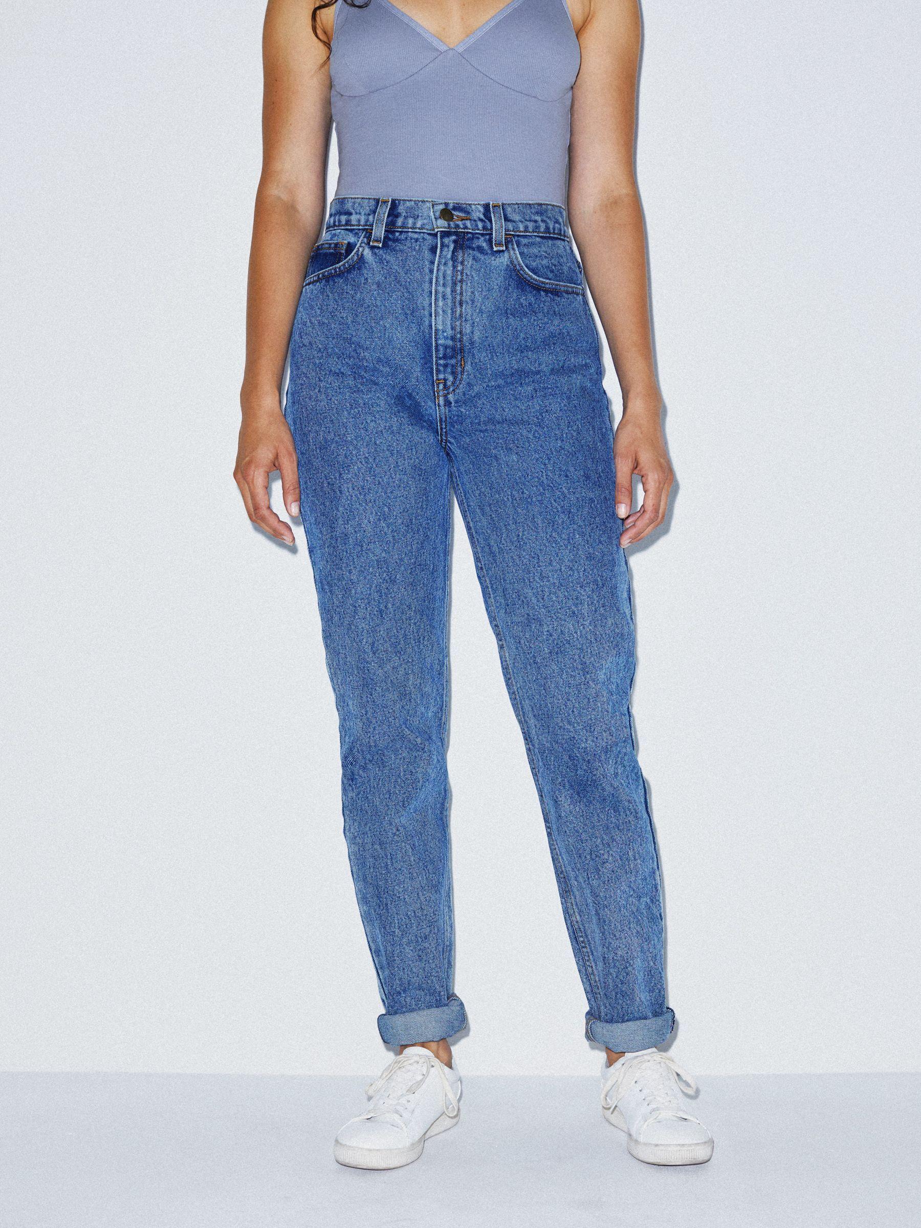 3f57ebda01 High-Waist Jean | American Apparel | -Wardrobe in 2019 | High waist ...
