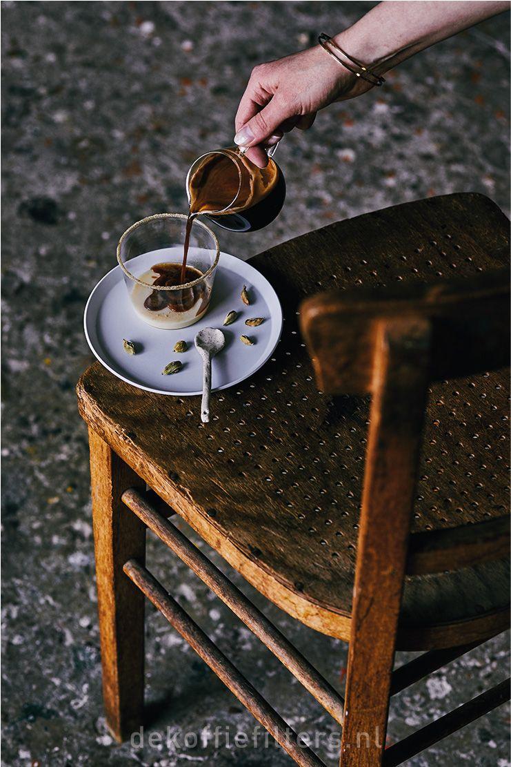 Kopi Soesoe Gecondenseerde melk, Koffiefilters, Koffie