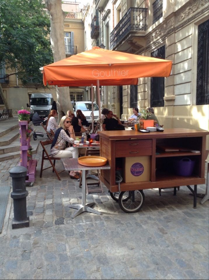 Gouthier restaurant Barcelona