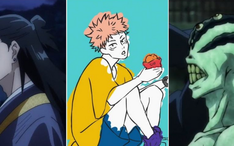 Jujutsu Kaisen Introduces Its Primary Antagonist In The First Episode But There Are Different Powerful Villains That Pop Up T In 2021 Villain Jujutsu Manga Characters