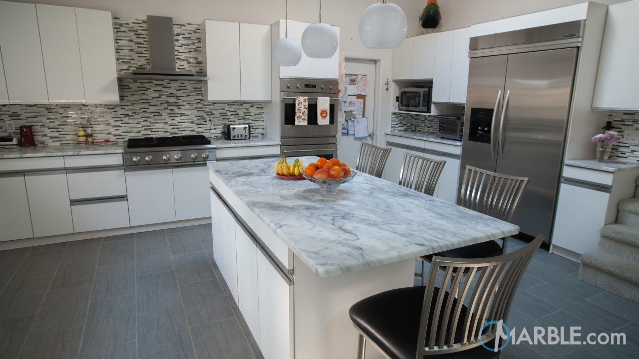 Pin by All Granite and Marble on Kitchens | Pinterest | Marbles and ...