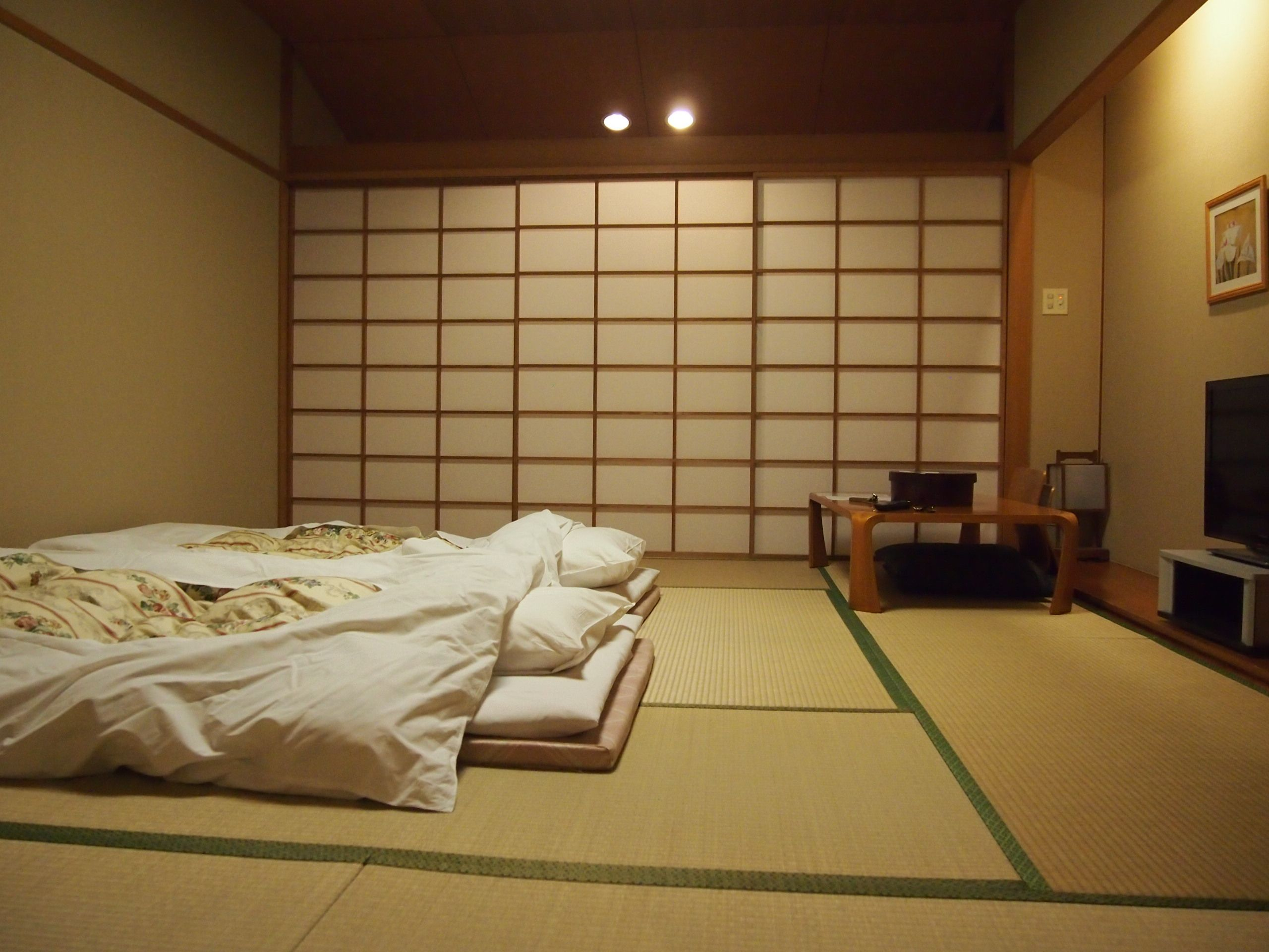 Hakone A Night At The Hot Springs Japanese Style Bedroom