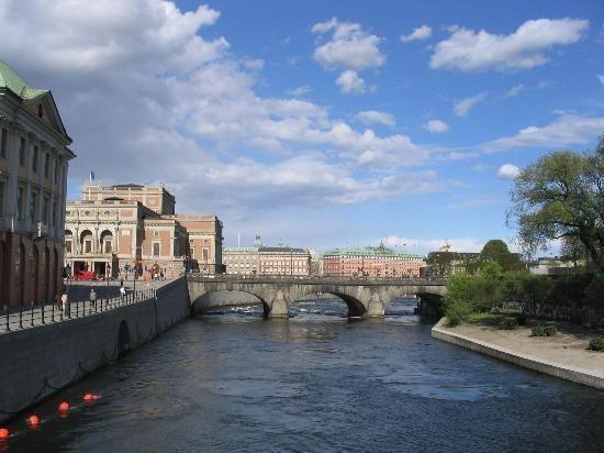 bridge in sweden | sweden stockholm bridge sweden stockholm city hall sweden stockholm ...