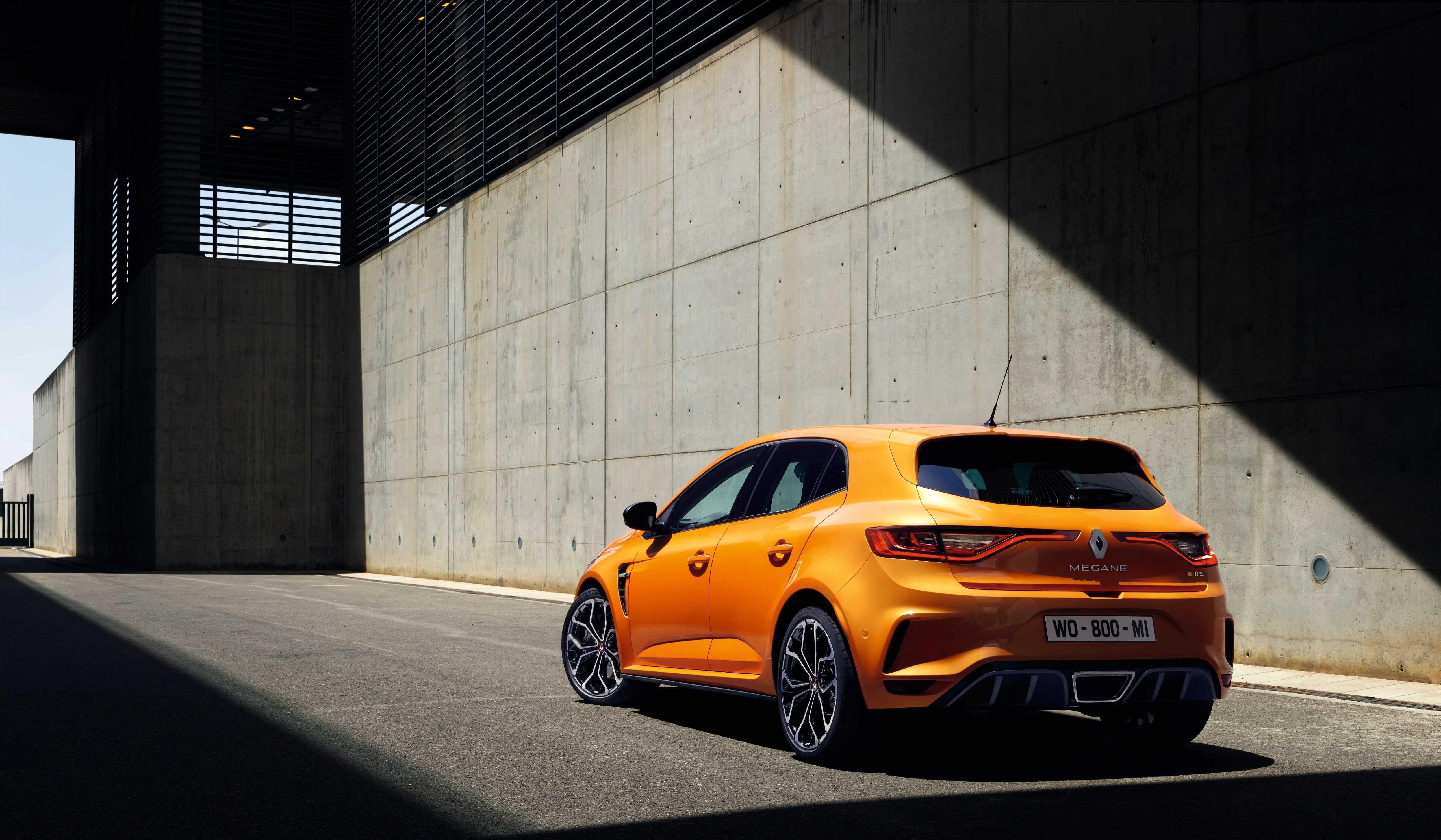 Renault Megane 4 Rs L Annonce Des Prix New Renault Car