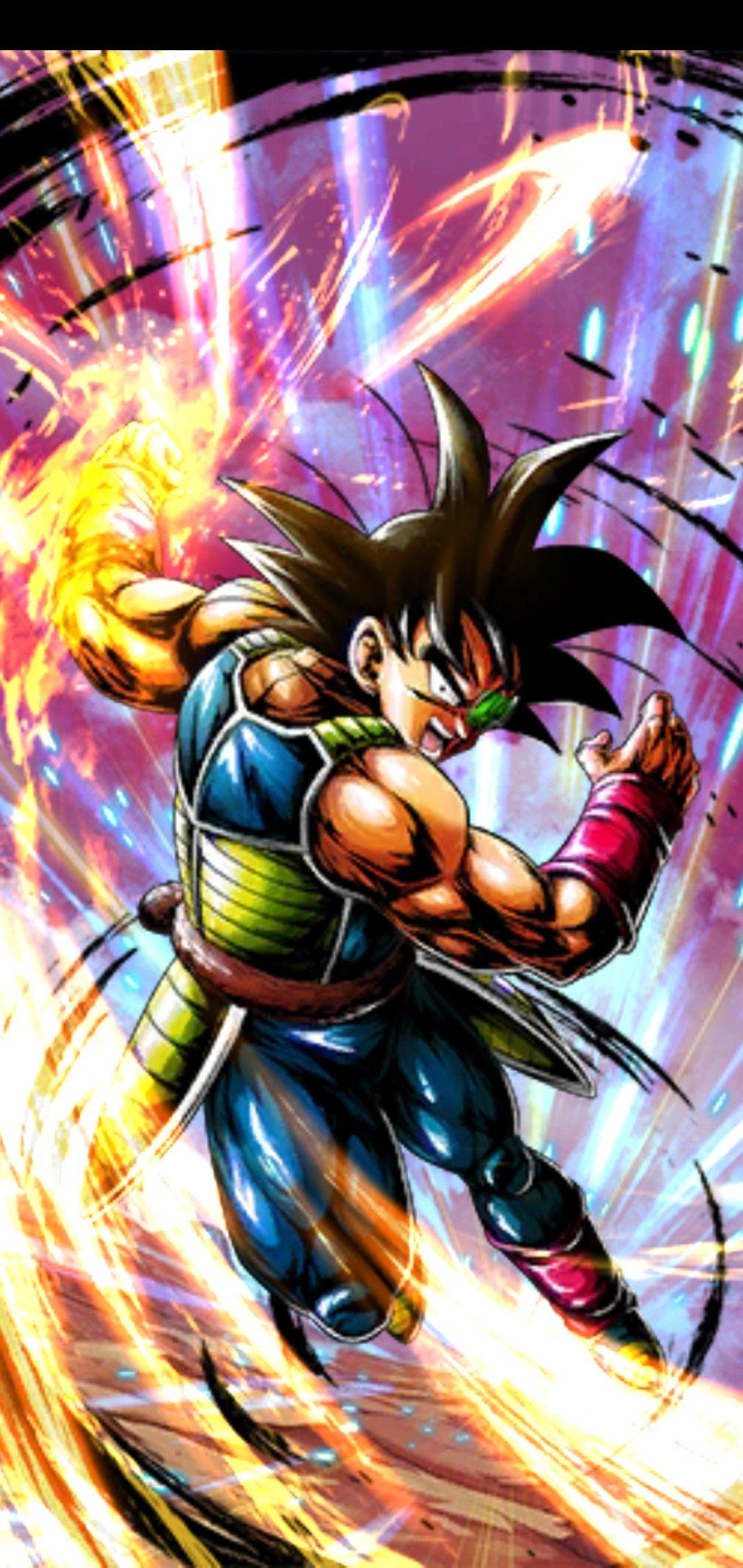 Pin de James Davidson em Dragon Ball Legends em 2020