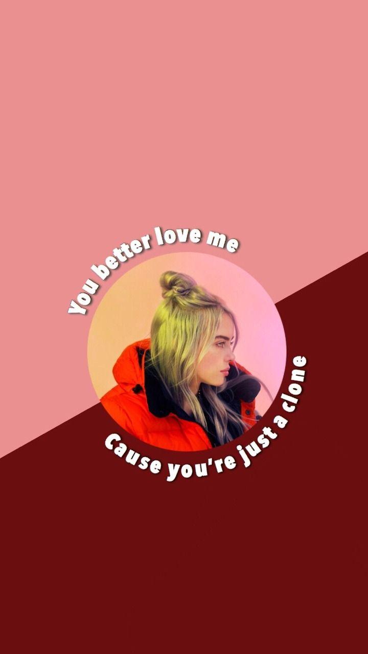 Halsey Wallpapers I Keep Making Billie Eilish Edits Billie Eilish Billie Halsey Quotes