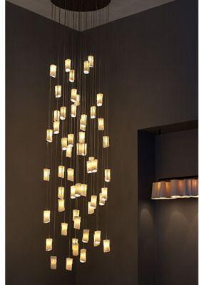 Am Studio Amorphic Porcelain Pendant Chandelier Ceiling