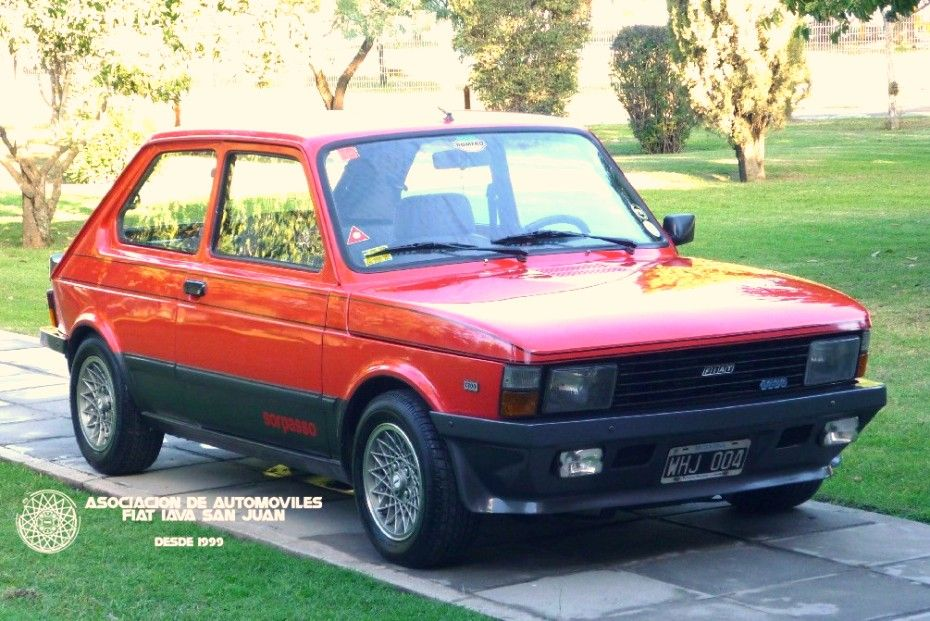 1983 Fiat 147 Sorpasso Con Imagenes Autos Fiat Coches