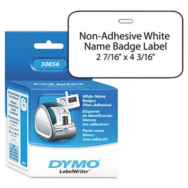 Dymo Non-Adhesive Name Badge Label | Products | Name badges