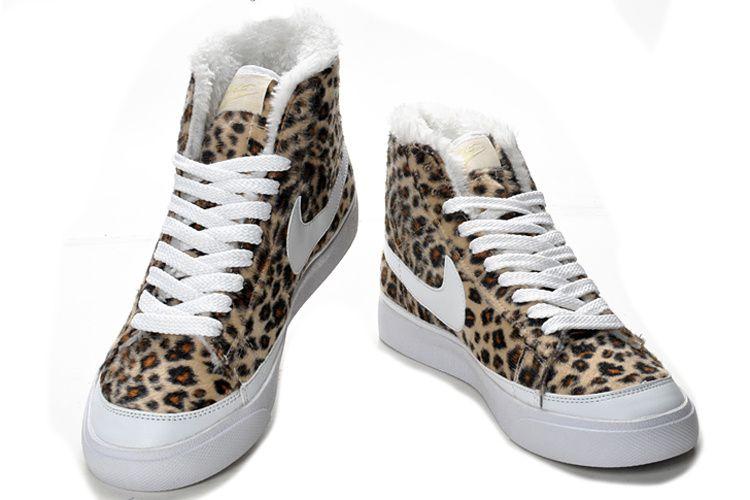 new style f8d8c f15b4 Chaussure Nike Blazer High Femme Leopard Chaussures Nike, Femme, Nike  Vêtements, Mode Pour