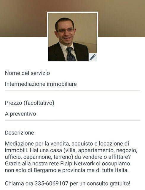 Servizi agenzia immobiliare Olivati Bergamo