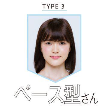 ベース 顔 前髪 ベース型の顔に似合う前髪や髪型13選!前髪ありかなしで小顔見えも