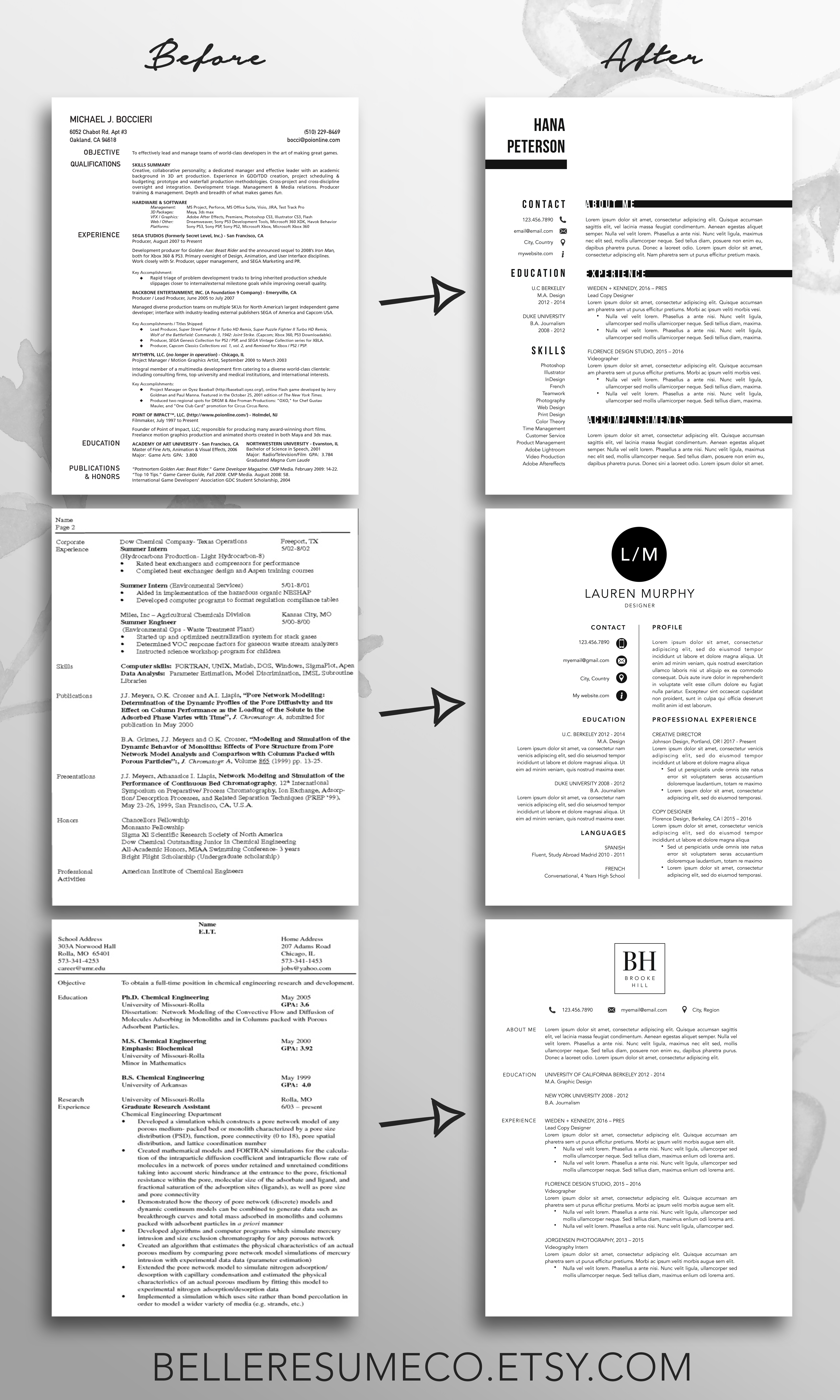 we u0026 39 re constantly seeing resumes that are so close to