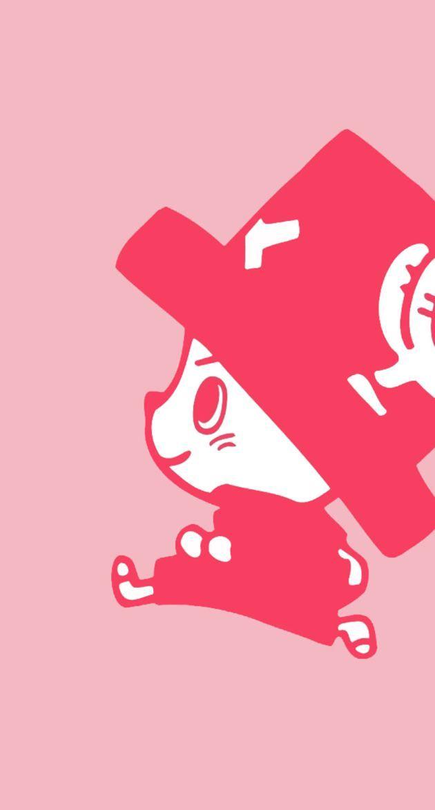チョッパーピンク iphone壁紙 ただひたすらiphoneの壁紙が集まるサイト one piece wallpaper iphone one piece chopper one piece manga