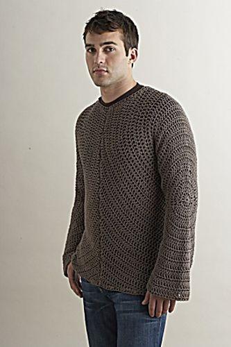 Ravelry: Circular Motion Sweater pattern by Shiri Mor | Crochet for ...