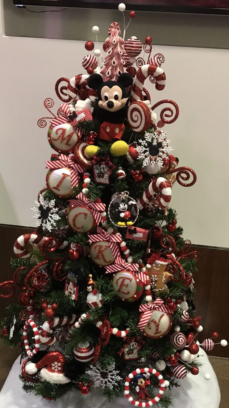 DIY Mickey Mouse , easy to make ornaments and with Mickey ...