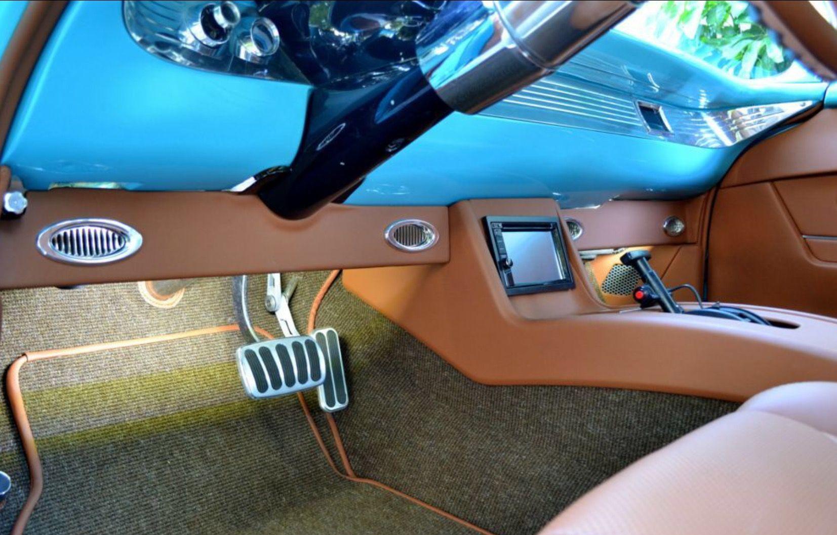 Pin by Ken Vander Putten on 57 Chevy Custom center