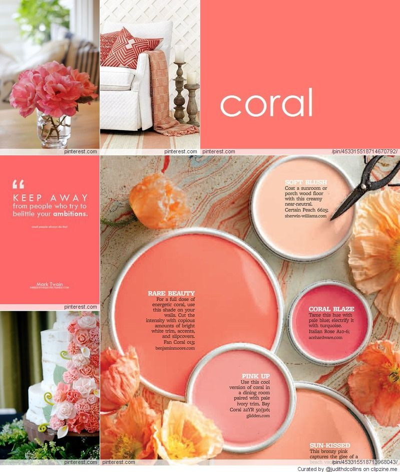 Coral Reef Coral Paint Colors Coral Bedroom Coral