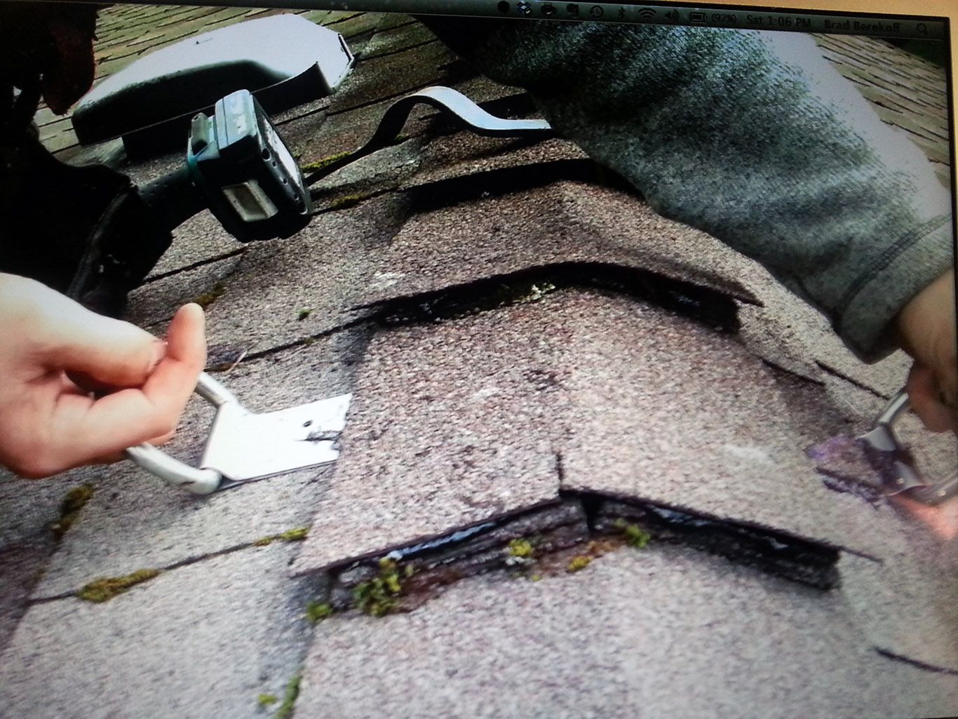 Double D Permanent Roof Anchor The Great Canadian Roof Doctor Inc Roof Anchor Doubles