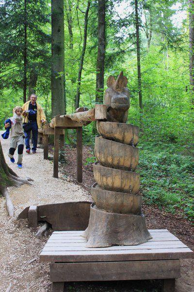Bild 7 aus Beitrag: XXL-Waldkugelbahn (Landesgartenschau Schwäbisch Gmünd)