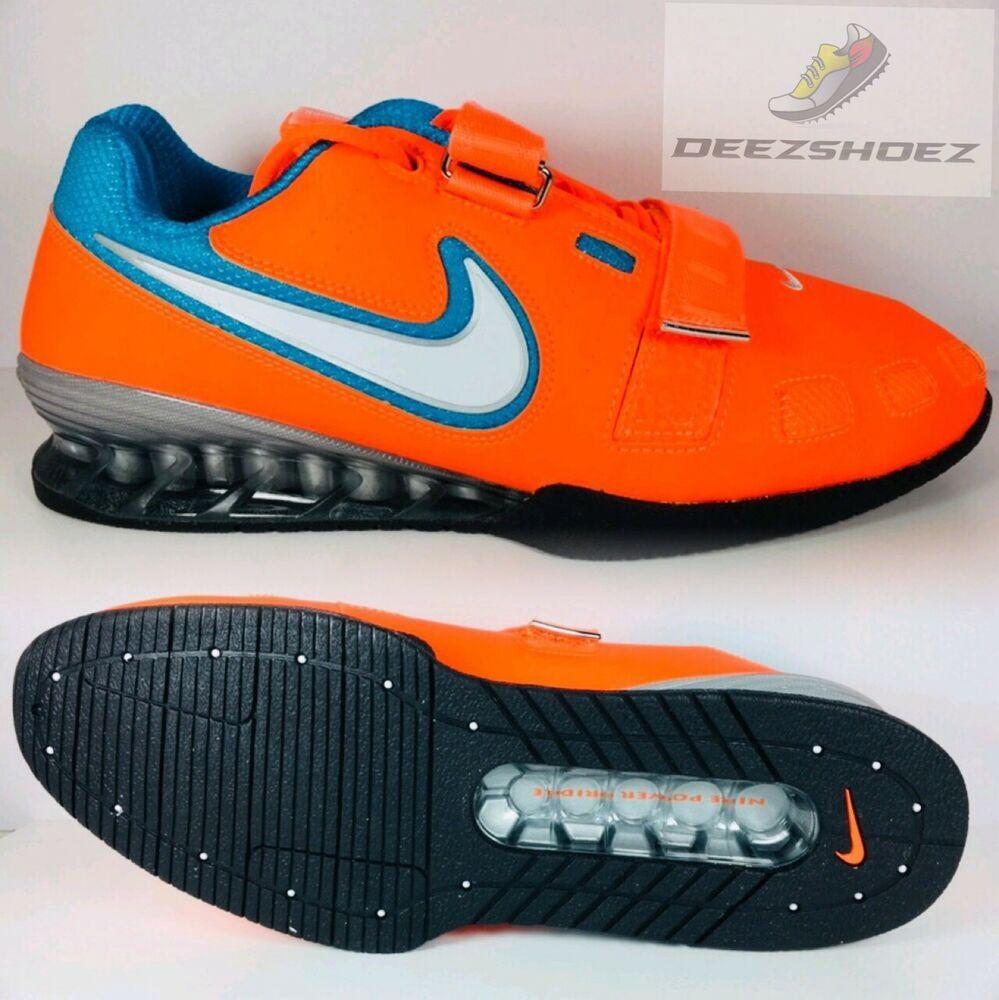 nike romaleos 2 orange