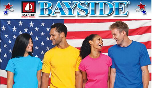 Bayside Apparel from NYFifth