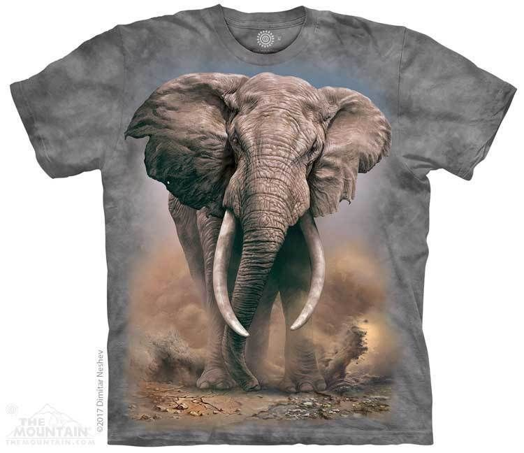 36bde13f9bc4 African Elephant T-Shirt https   prikid.us products african