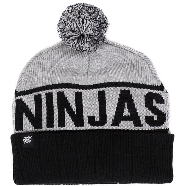 7524b072ddb Rocksmith — Ninjas Beanie in Black