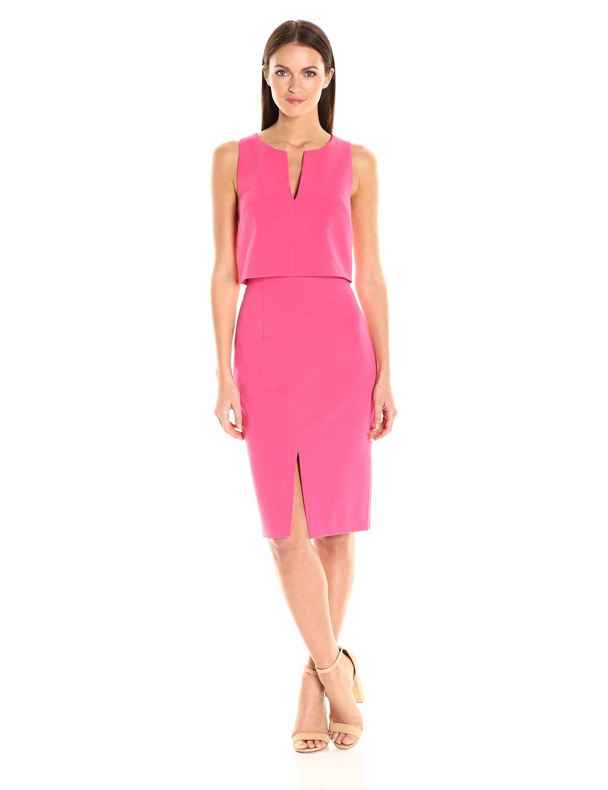 Black halo womenus genio two piece dress haute melon apparel
