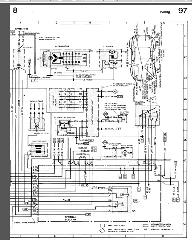 Resultado De Imagen Para Engine Speed Sensor Porsche 944 Porsche Porsche  996 Turbo Relay Porsche Sensor Diagram