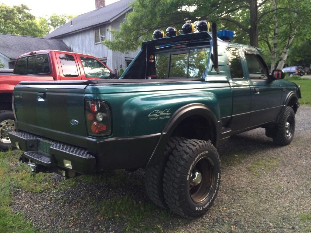 My Custom Dually Ranger Ford Ranger Forum Ford Ranger Ford Ranger Truck Ford Trucks
