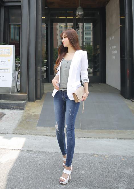29 OUTFITS URBANOS AL ESTILO COREANO | Mundo Fama Corea | moda coreana | Pinterest | Traje