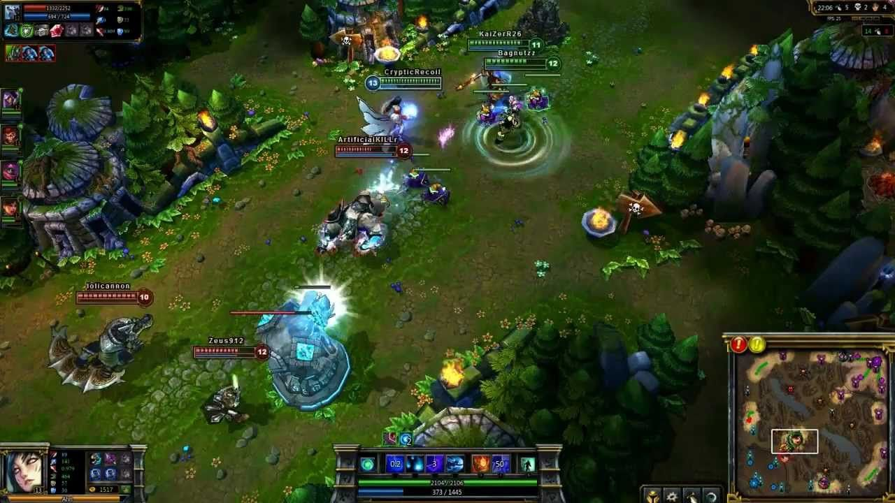 A Trip Down The LoL Graphics Pipeline | Riot Games Technology
