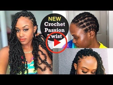 NEW Crochet Passion Twist + Braid Pattern That'll Make Your Crochet Look Individual