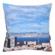 Urban Pillow, les coussins photo de Marine Peyre, chez Yellow Velvet