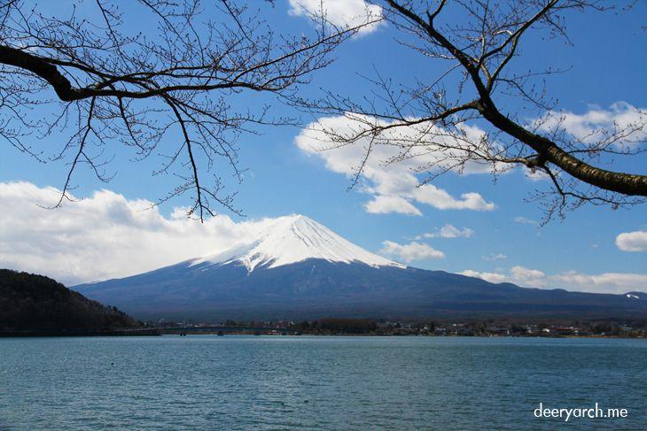 Mt. Fuji @ Kubota Icchiku Bijutsukan Point. 18