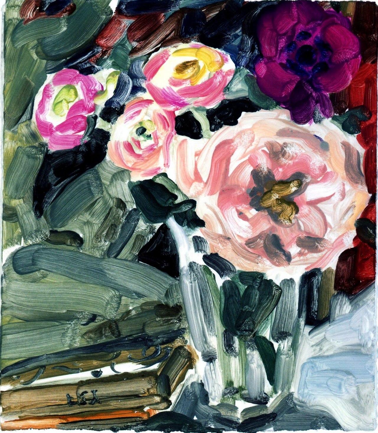 цветы в изобразительном искусстве картинки маленькая просьба
