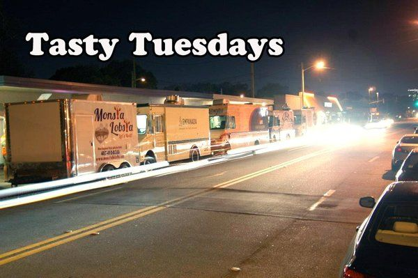 Tasty Tuesdays In The Milk District, Orlando.