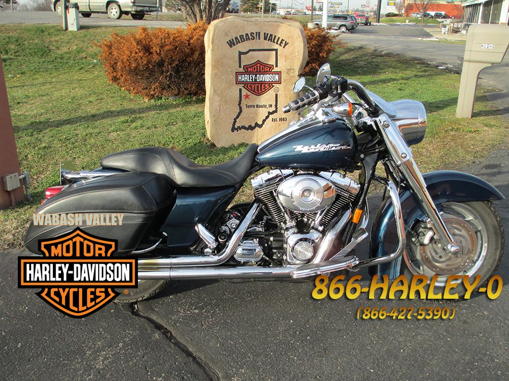 This bike will not last long here at Wabash Valley Harley-Davidson