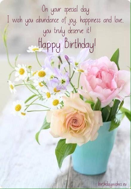 Pin By Rashmi Chandra On Birthday Birthday Wishes Happy Birthday