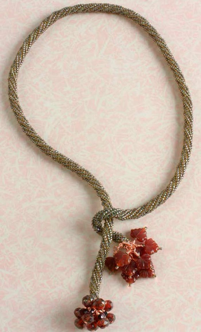 Beaded Necklaces: Free Necklace-Making Patterns You Have to Try ...