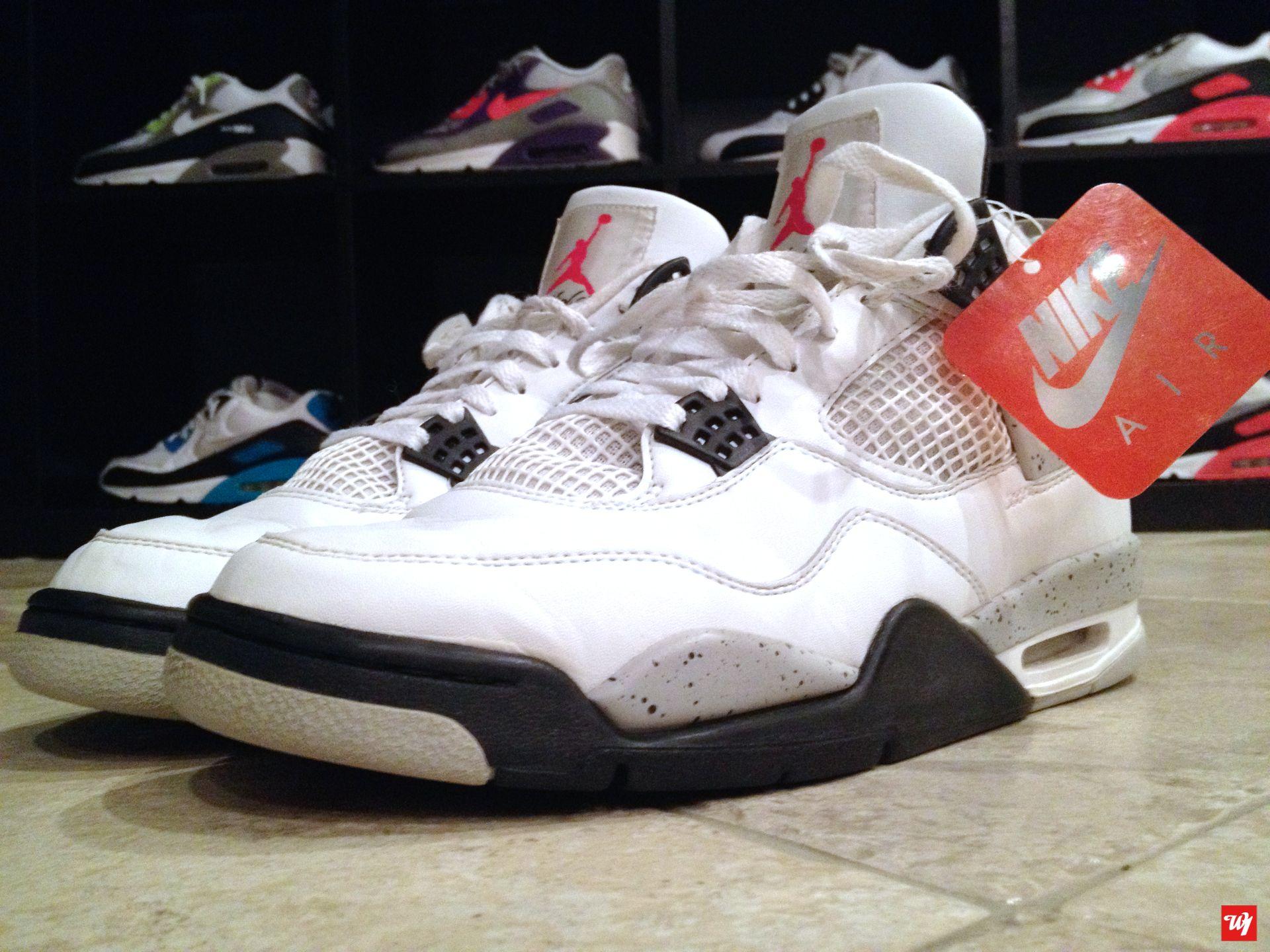 1999 Air Jordan 4 Retro \
