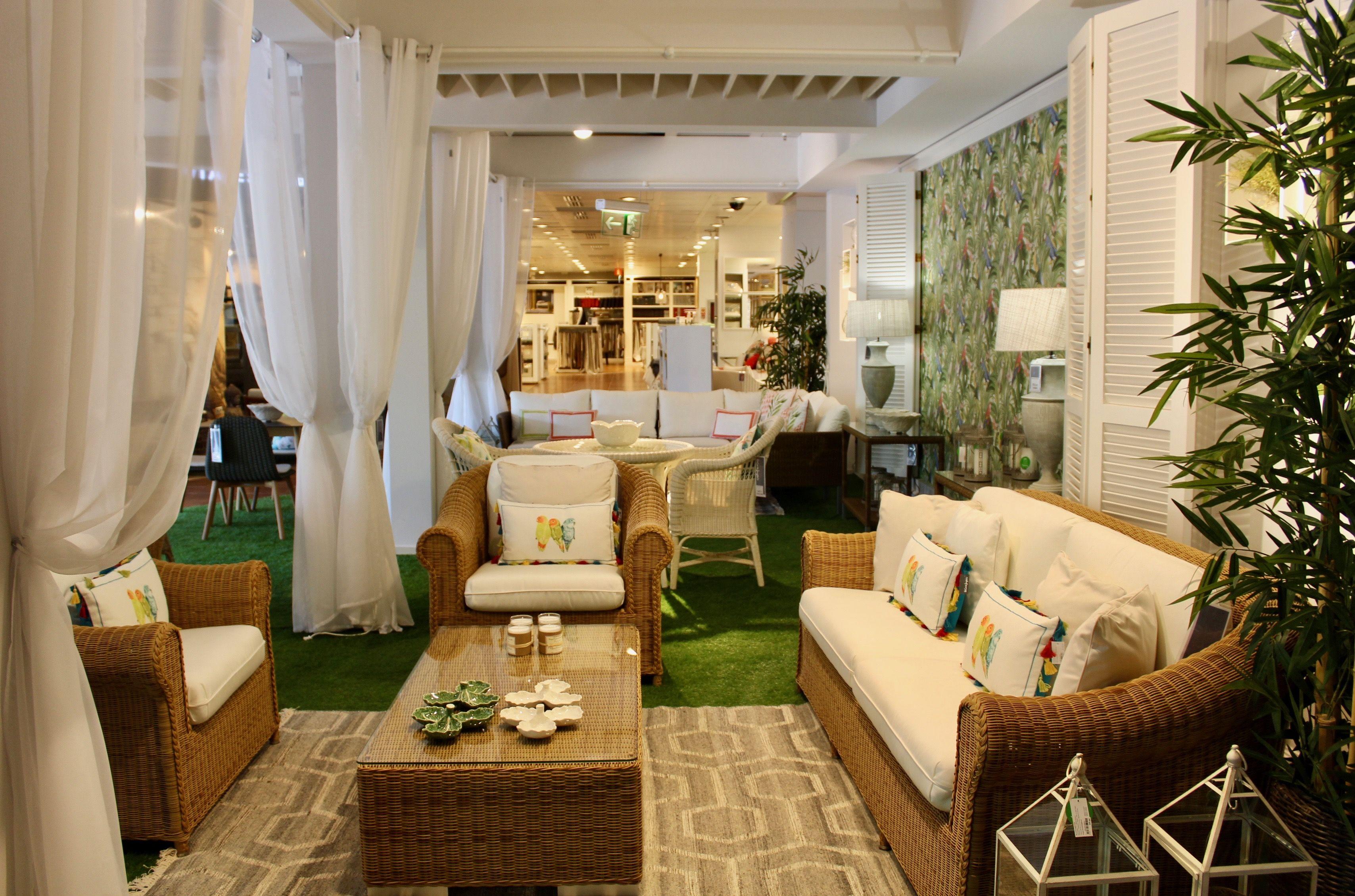 530d059b46 Terrace furniture ideas marbella spain el corte ingles