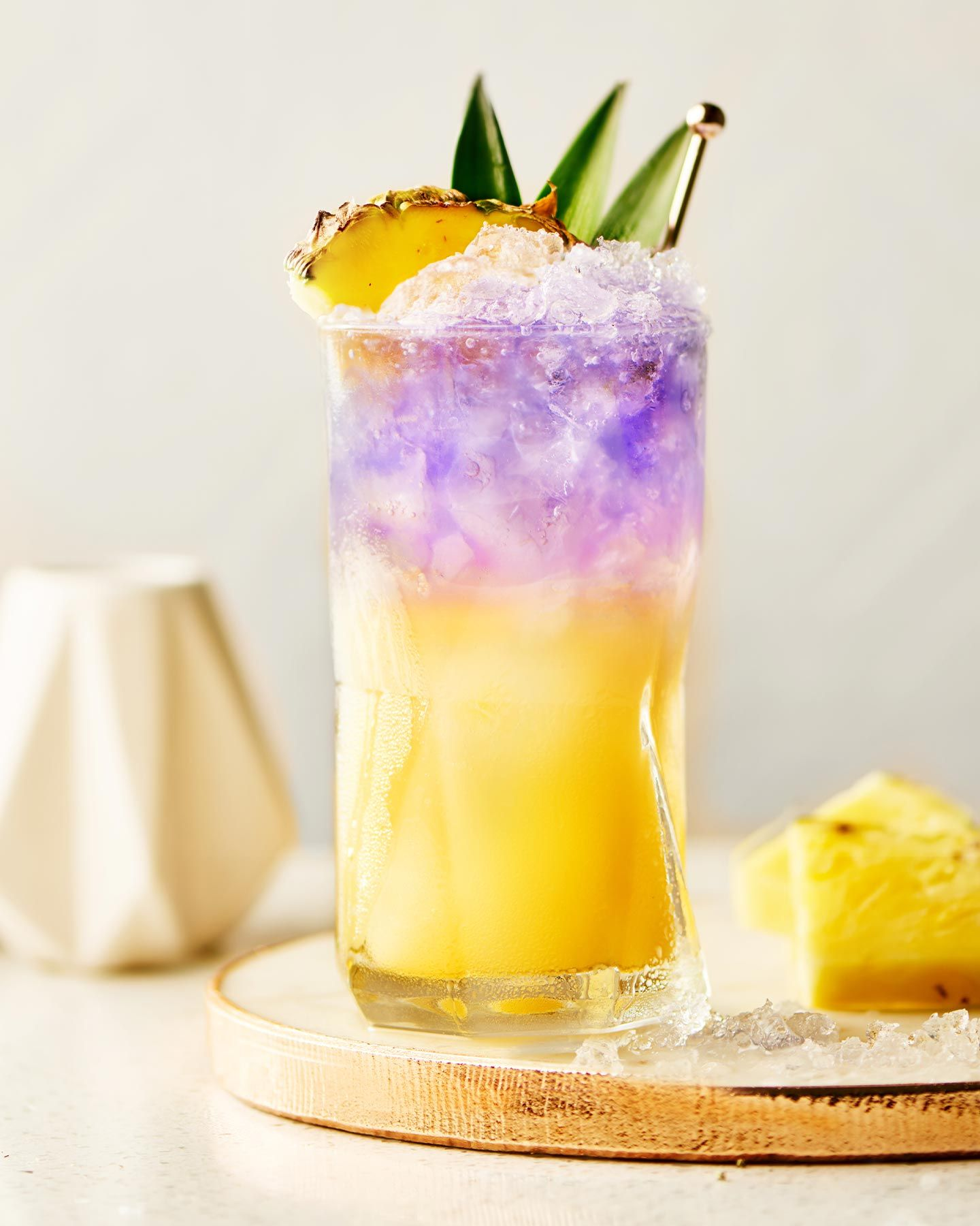 Every sip of this cocktail tastes like tropical sunshine