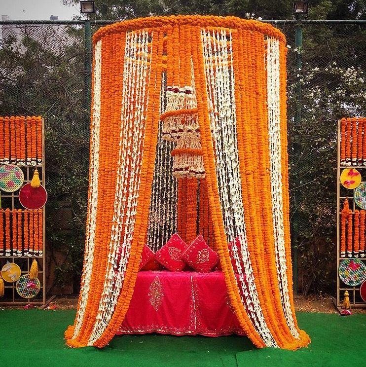 Mehendi Ceremony Themes : Mehendi decor wedding pinterest