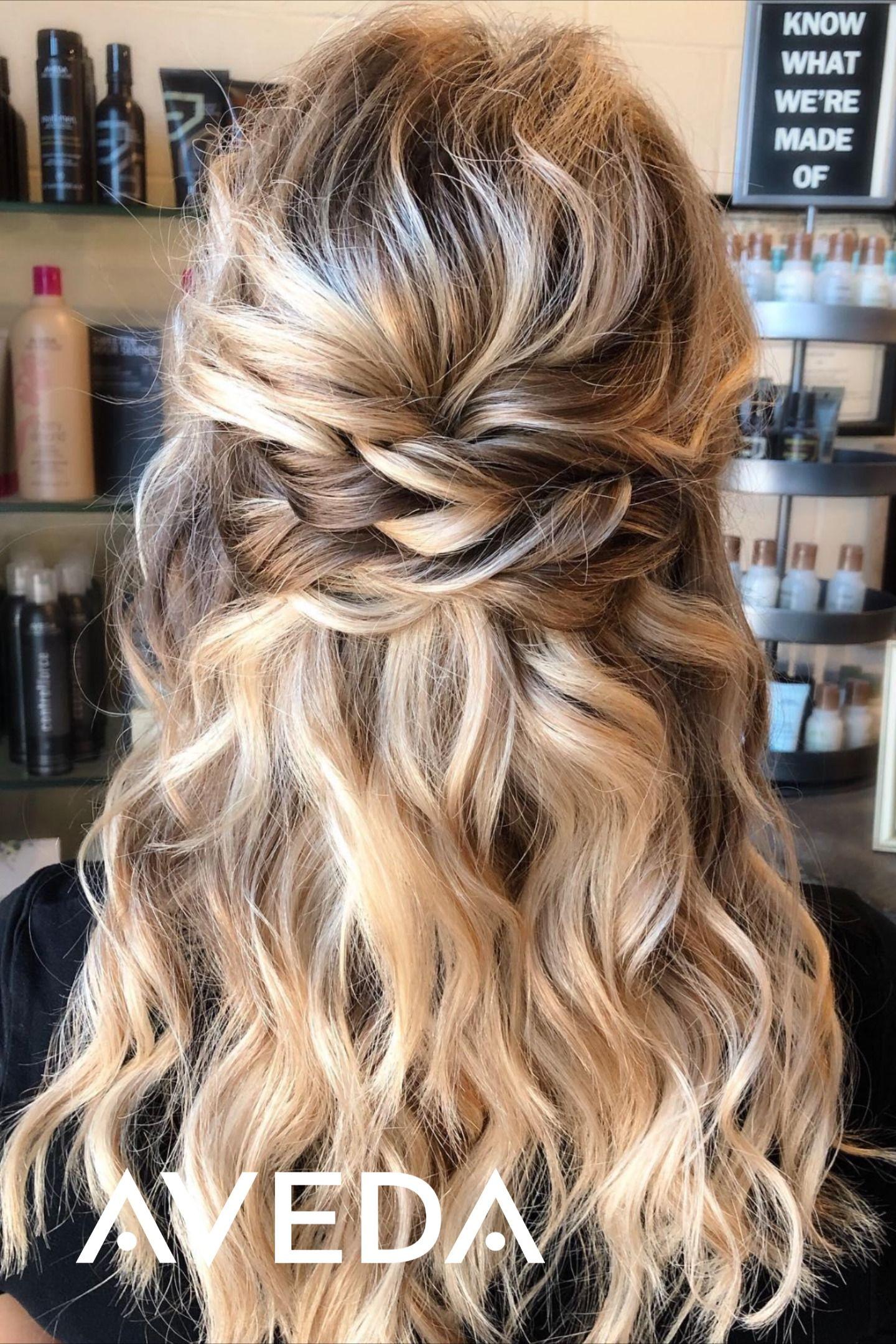 44+ Hairstyles for weddings medium hair down trends