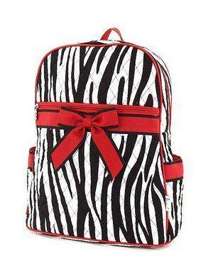 Red and Black Zebra Stripe Girls Backpack for School Handbag Incorporated, http://www.amazon.com/dp/B005F5CI1E/ref=cm_sw_r_pi_dp_DjuTqb05AFW72