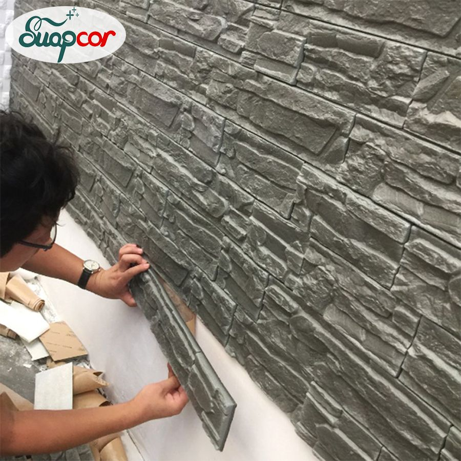 Cheap Wallpapers Buy Directly From China Suppliers Self Adhesive 3d Wall Sticker Kids Room Wate Plastic Wall Panels Brick Wall Paneling Decorative Wall Panels